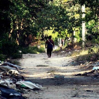 ZONAS IRREGULARES, COMO BASUREROS PÚBLICOS: Deficiencias en la recolección de los desechos convierten áreas verdes en tiraderos al aire libre