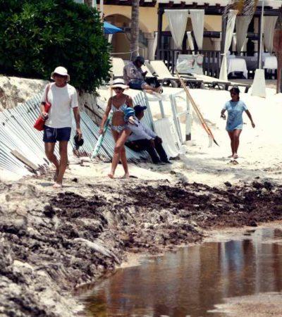 Rompeolas: La 'austeridad exacerbada' de la 4T deja indefensos a los destinos de Quintana Roo