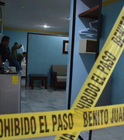 Aseguran hotel 'Avenida Cancún' donde se dio el caso de secuestro exprés contra tres jovencitas deportistas de Sonora