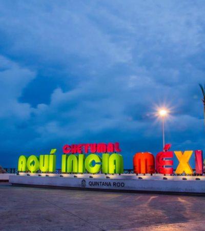 Junto a Melbourne, Bógota y Beijing, incluyen a Chetumal en una lista de los 12 destinos que son tendencia para viajeros en 2019, reporta Forbes