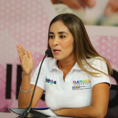 Los ciudadanos, los más favorecidos del debate público: Claudette González