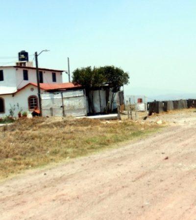 Advierte Sedena de robo, invasión y vandalismo en zonas aledañas al aeropuerto en Santa Lucía