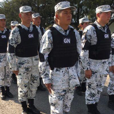 Confirman que los elementos de la Guardia Nacional tendrán formación turística
