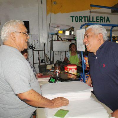 Ofrece Pedro Pérez gestionar ante la CFE la modificación de tarifas de energía eléctrica en la Zona Maya