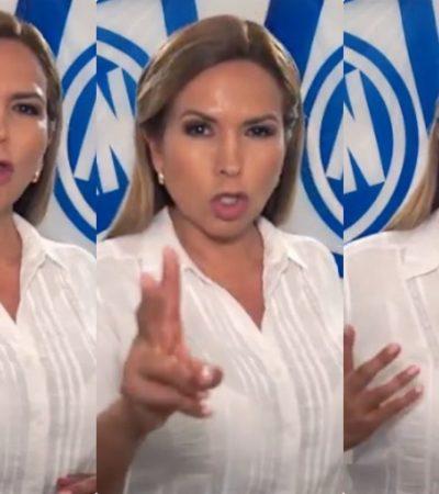"""""""¡NO NOS VAN A ENGAÑAR!"""": Se pone brava la candidata Lili Campos y se les va a la yugular a Juan Carlos Beristain y 'Chanito' Toledo; """"representan lo peor de los gobiernos corruptos"""", dice"""