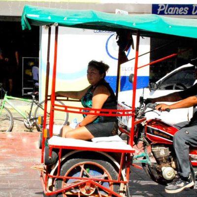 Mototaxistas de José María Morelos serán respaldados por la Dirección de Transporte municipal, mientras se resuelven autorizaciones con el Instituto de Movilidad