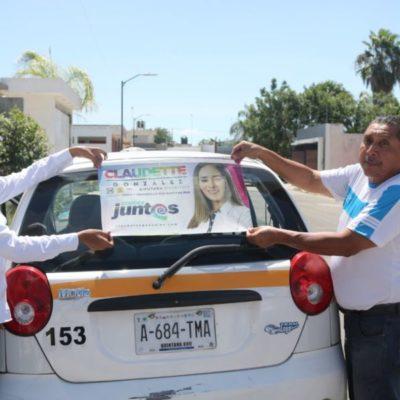 Se compromete Claudette González a gestionar mayores recursos para la apertura de negocios que darán flujo económico a la zona sur de QR