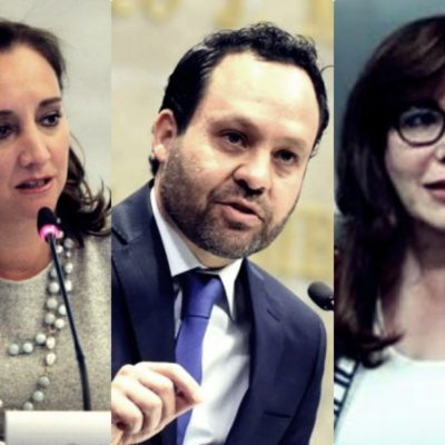 Rompeolas: Llegan los líderes de los partidos nacionales