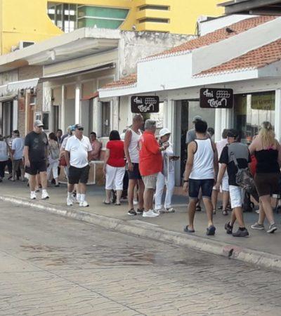 """""""La migración en Quintana Roo se encuentra controlada por el momento"""", asegura titular del Instituto Nacional de Migración"""