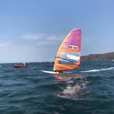 Quintana Roo consigue 10 medallas en windsurf