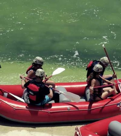 INAUGURAN XAVAGE, OTRA AVENTURA DE GRUPO XCARET: Detonan inversión de más de 100 mdd en antigua sascabera en las afueras de Cancún