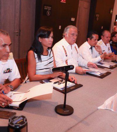 Participa Puerto Morelos en reunión para definir estrategia para combatir el sargazo
