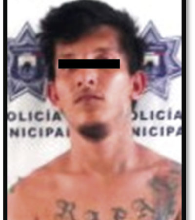 Detienen a dos presuntos responsables de robo en Cozumel