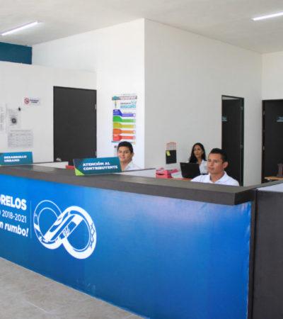 Impulsan apertura de nuevos negocios y fortalecen mejora regulatoria en Puerto Morelos