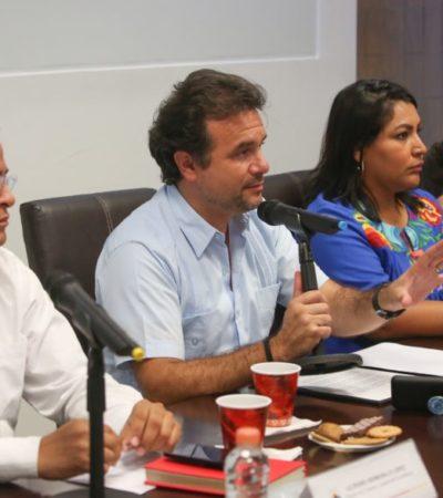 Trabajo de promoción de Cozumel contribuye al crecimiento de la afluencia turística, destaca Pedro Joaquín