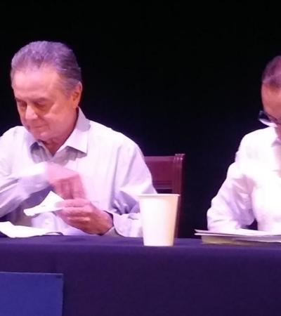 Hay avances en el combate a la delincuencia organizada y una disminución en el número de homicidios, asegura Pedro Joaquín Coldwell
