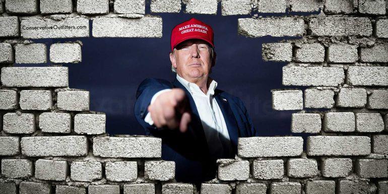 La náusea… The Wall… Pink Floyd… el nuevo muro | Por Rodrigo De la Serna