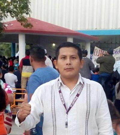 Trabajadores de la Secretaría del Bienestar en QR denuncian ante AMLO a William Jiménez Miguel por malos tratos y mal uso de recursos