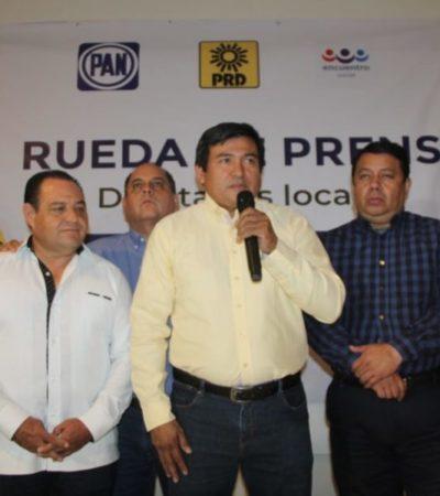 Alista PRD proceso de expulsión de al menos siete militantes que apoyaron a otros partidos en las pasadas elecciones