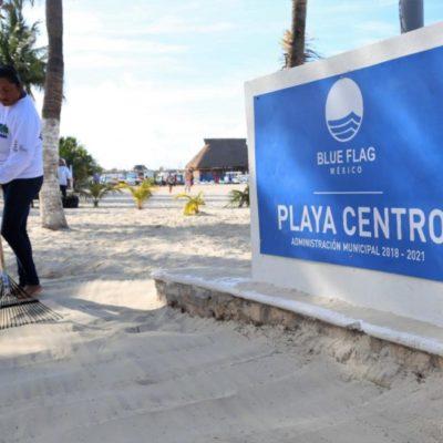 Las playas certificadas de Isla Mujeres cumplen con criterios ambientales y  equipo necesario para el disfrute de turistas