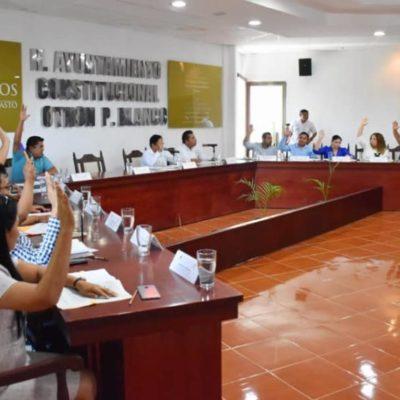 Regidores de OPB se oponen a donación de terreno municipal para construcción de una base de la Guardia Nacional en Chetumal
