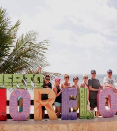 Reconocen a nivel internacional la calidad de productos turísticos de Puerto Morelos