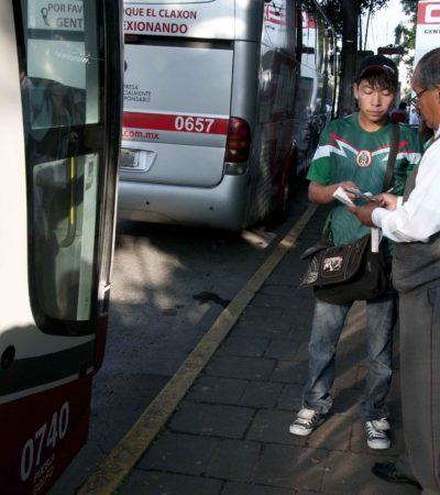 CRISIS MIGRATORIA: Pedirá ADO identificación oficial a pasajeros antes de abordar el autobús