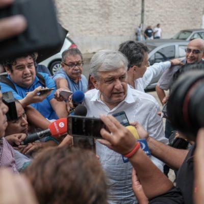 LA AGENDA DEFINITIVA DE AMLO POR QR: Visitará Presidente Tulum, Playa y Cancún durante domingo y lunes