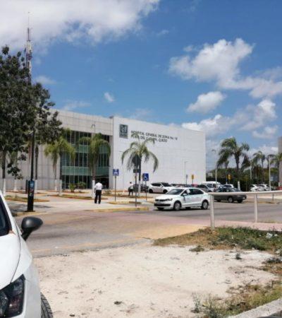 Fallece joven de 19 años tras ser ingresada al IMSS de Playa del Carmen por un aborto mal practicado