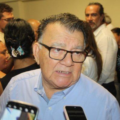 Gobierno federal todavía no define el número de delegaciones que persistirán en QR, admite Arturo Abreu