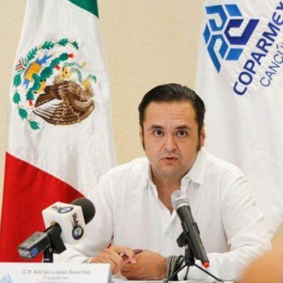 Presidente de Coparmex QR da la bienvenida a Uber como competencia de transporte en Cancún