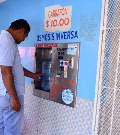 Alerta Salud a tabasqueños por purificadoras que ofrecen agua barata, pero de baja calidad