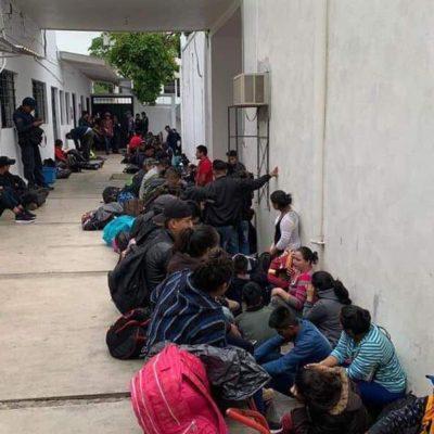 Indagan en Tabasco presunto lavado de dinero en albergues que acogen a migrantes