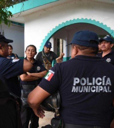 Sobrepeso y edad avanzada afecta a policías de José María Morelos
