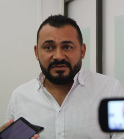 Más de 300 vendedores ambulantes de 'El Crucero' serán reubicados a zona cercana a Cancún Mall, anuncia Amilcar García