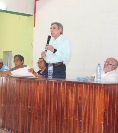 Ejidatarios de Kantunilkín cuestionan actuar de empresa que logró recuperar tierras