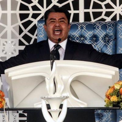 El autodenominado 'apóstol de Cristo' no es más que un demente, según el fiscal de California