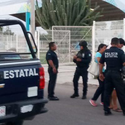 Detienen a asaltante en Chetumal