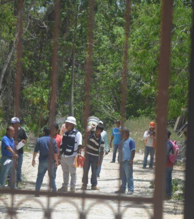 Asegura Fiscalía predio que reclama ex gobernador Miguel Borge en Playa del Carmen
