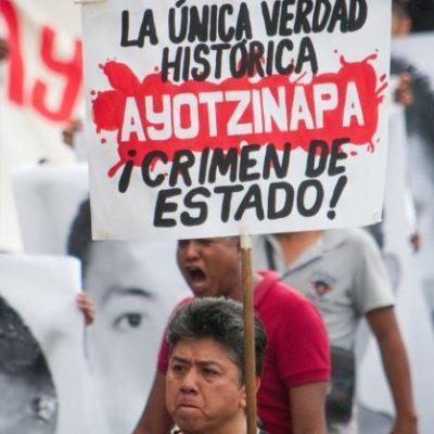 Designan a Omar Gómez como fiscal encargado de investigar el caso Ayotzinapa