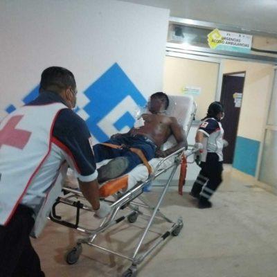Tras 19 días de agonía, muere en el hospital guardia de seguridad baleado en Puerto Aventuras