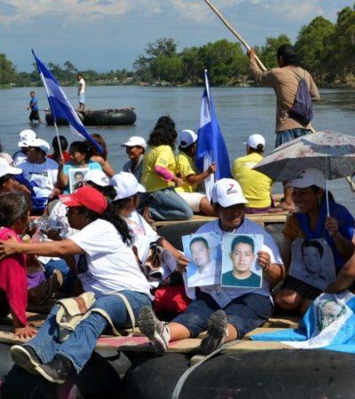 Desbordan migrantes a autoridades por errática estrategia del gobierno de México, según analista