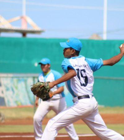 A punto de iniciar la Liga de Beisbol Mayor de Quintana Roo