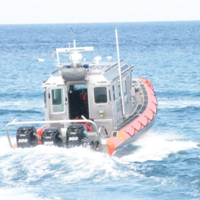 Aparece pescador extraviado en Cozumel