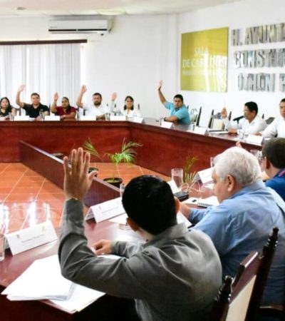 La próxima semana el Cabildo de OPB firmará el acuerdo de coordinación en materia de seguridad con el gobierno del estado