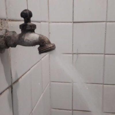 """""""Época de calor complica suministro y reduce la presión del agua"""", asegura gerente de CAPA en Cozumel"""