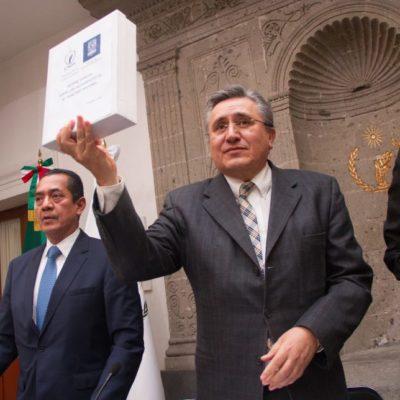 DESAIRE DE AMLO A CNDH: Falta el Presidente de México a informe por primera vez en 29 años