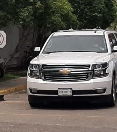 Congreso de QR subastará siete camionetas el próximo 26 de julio