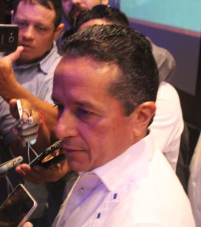 TOCA ENCONTRAR SOLUCIONES ALTERNAS, PERO IMPLICARÁN SACRIFICIOS: Más que al CPTM, lo que se extraña es el recurso para la promoción turística, advierte Carlos Joaquín