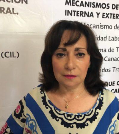 Ha sido baja la respuesta al programa 'Jóvenes Construyendo el Futuro' en QR por variedad laboral, asegura Catalina Portillo